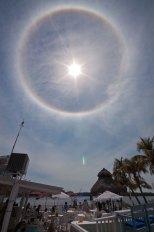 Panic! It's a Sun Halo!